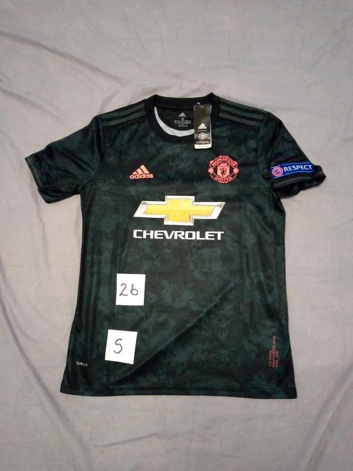 NR 26   MANCHESTER UNITED MC TOMINAY TAGLIA S SIZE S