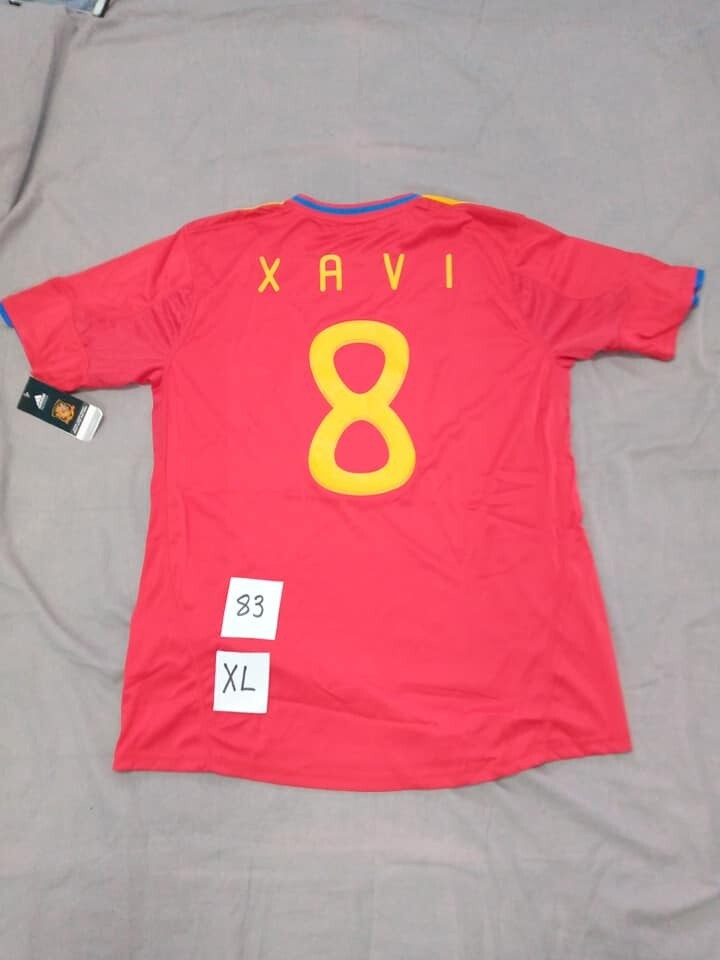 SPAGNA SPAIN XAVI 8 TAGLIA XL SIZE XL