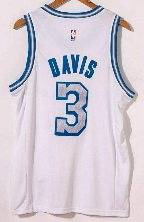 NBA LOS ANGELES LAKERS  JERSEY MAGLIA LAKERS ANTONHY DAVIS