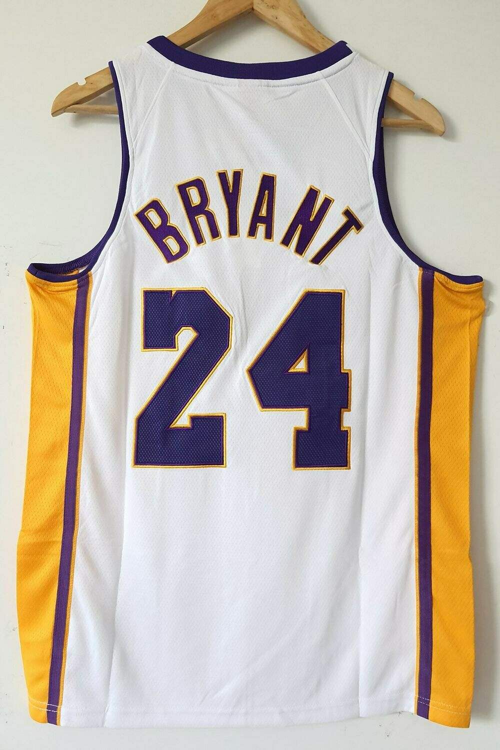 NBA LOS ANGELES LAKERS  JERSEY MAGLIA LAKERS KOBE BRYANT 24