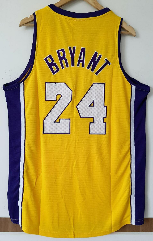 NBA LOS ANGELES LAKERS  JERSEY MAGLIA LAKERS KOBE BRYANT 24