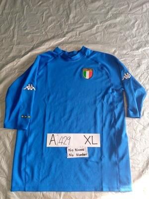A429 ITALIA ITALY MAGLIA CASA JERSEY HOME TAGLIA XL SIZE XL
