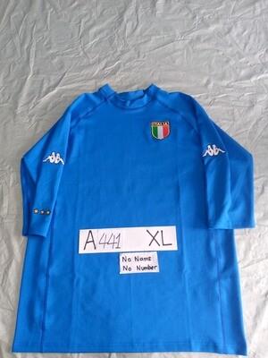A441 ITALIA ITALY MAGLIA CASA JERSEY HOME TAGLIA XL SIZE XL