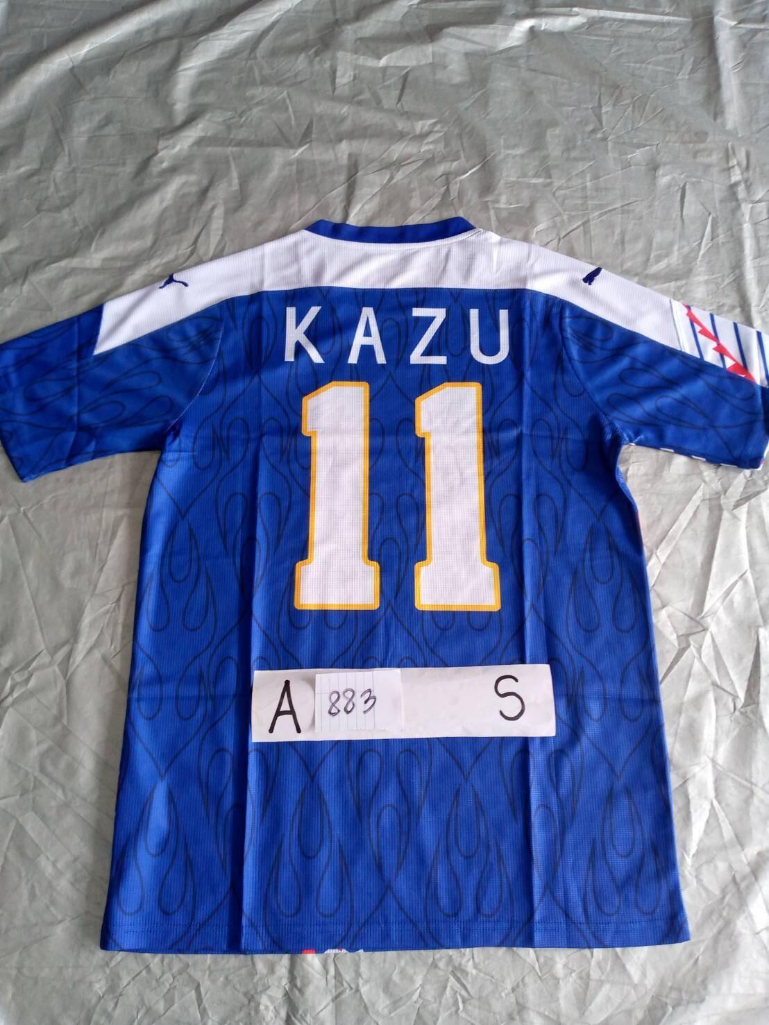 883 GIAPPONE MAGLIA CASA JERSEY HOME JAPAN KAZU 11 TAGLIA S SIZE S