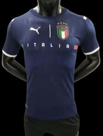 ITALIA ITALY MAGLIA 2021 2022 PORTIERE GOALKEEPER JERSEY PLAYER VERSION MAGLIA VERSIONE PLAYER