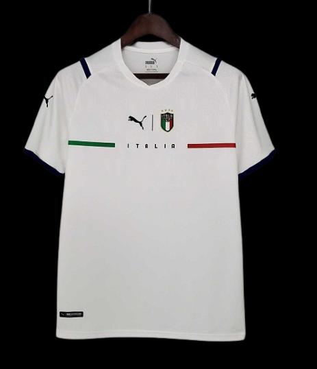 ITALIA ITALY MAGLIA TRASFERTA JERSEY AWAY 2021 2022