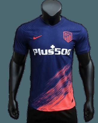 ATLETICO MADRID  MAGLIA TRASFERTA JERSEY HOMEAWAY  2021 2022 VERSIONE PLAYER VERSIONE PLAYER GIOCATORI PLAYER ATHLETICO MADRID