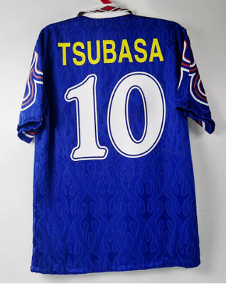 GIAPPONE MAGLIA JERSEY 1997 TSUBASA 10 HOLLY AND BENJY