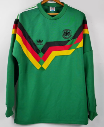 GERMANY WORLD CUP RETRO MAGLIA TRASFERTA JERSEY AWAY