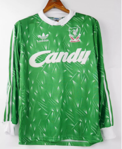 LIVERPOOL MAGLIA TRASFERTA CANDY JERSEY CANDY LIVERPOOL
