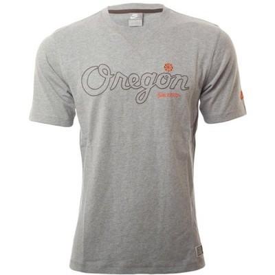 Nike Men's Oregon Grey T-Shirt