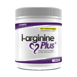 1 x tubs of L-Arginine Plus™ (30 day supply) 1000 IUs Vitamin D3 - Grape Flavour