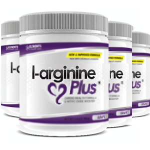 4 tubs of L-Arginine Plus™ (120 day supply) 1000 IUs of vitamin D3 – Grape Flavour