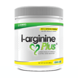 1 x tub of L-Arginine Plus™ (30 day supply) 2500 IU's vitamin D3 - Lime Lemon Flavour