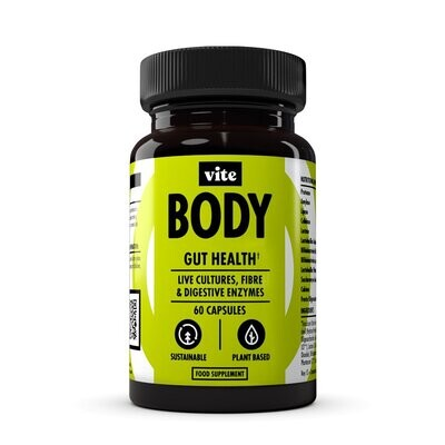 Vite Body Prebiotic+ Capsules (30 Serv.)