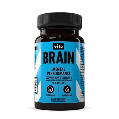 Vite Brain Nootropic Capsules (30 Serv.)