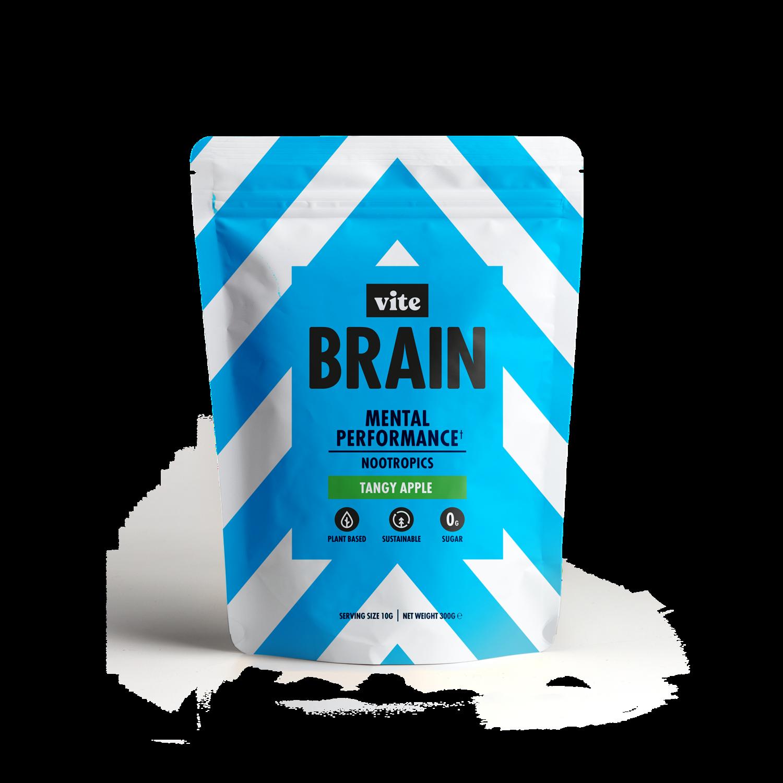 Vite Brain Drink (30 Serv.)- Tangy Apple Flavour