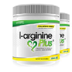 2 x tubs of L-Arginine Plus™ (60 day supply) 2500 IU's vitamin D3 - Lime Lemon Flavour