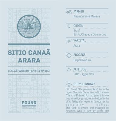 Limited Release Brazil Sitio Canaa - Espresso