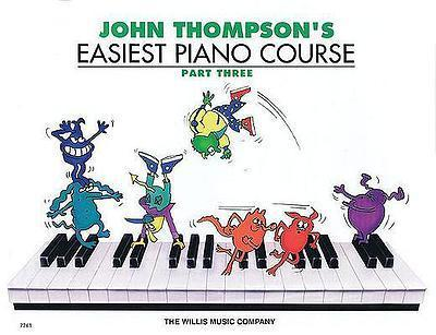 Part 3: Easiest Piano Course