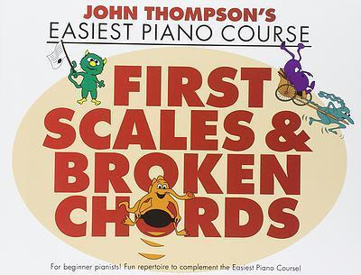 First Scales & Broken Chords