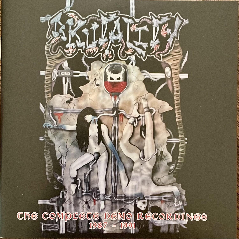 Complete demo cd 1987-1991