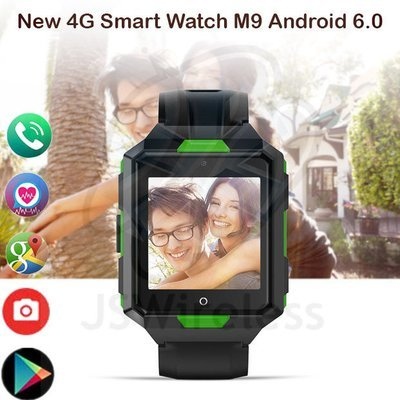 Smart Watch M9 Android 6.0 1G+8G IP67 Waterproof 850mAh Battery Long Standby