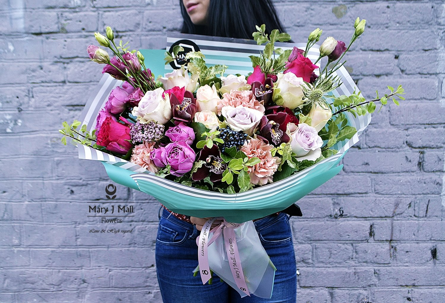 So sweet and beautiful bouquet...