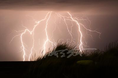 October Lightning