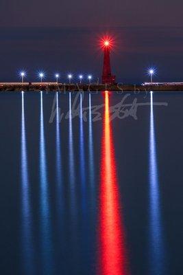 Lights of Muskegon