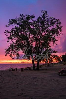 Post Storm Sunset