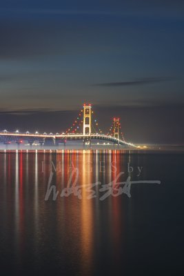 Late Night at the Bridge