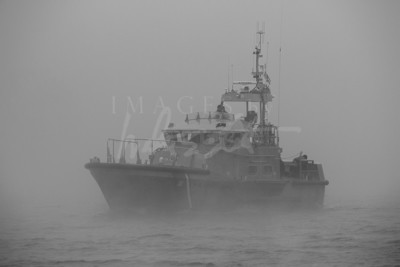 Maneuvers in the Fog
