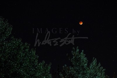 Distant Lunar Eclipse