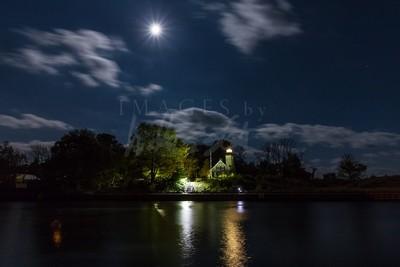 White River Moonlight