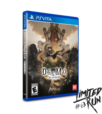 Deemo: The Last Recital - PS Vita (LRG Exclusive)