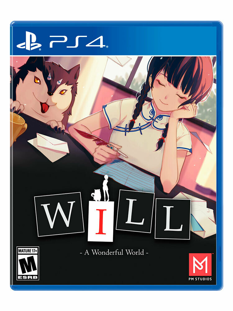 WILL: A Wonderful World - PS4