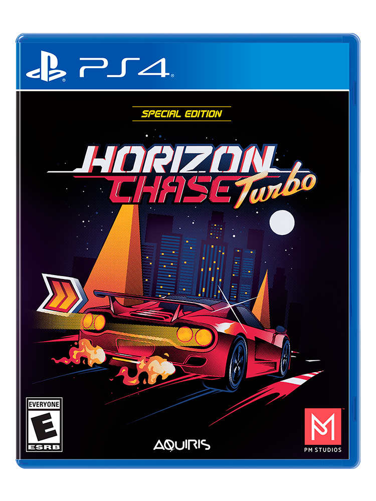 Horizon Chase Turbo (Special Edition) – PS4