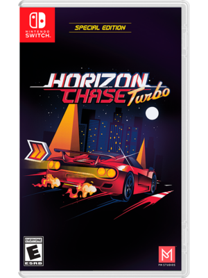 Horizon Chase Turbo (Special Edition) – Switch