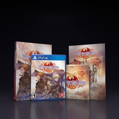 Mercenaries Wings - Limited Edition (PS4)