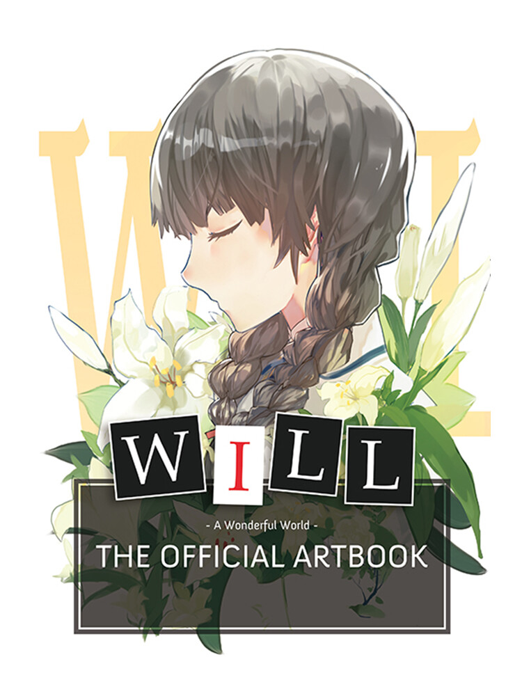 WILL: A Wonderful World - Limited Edition Artbook