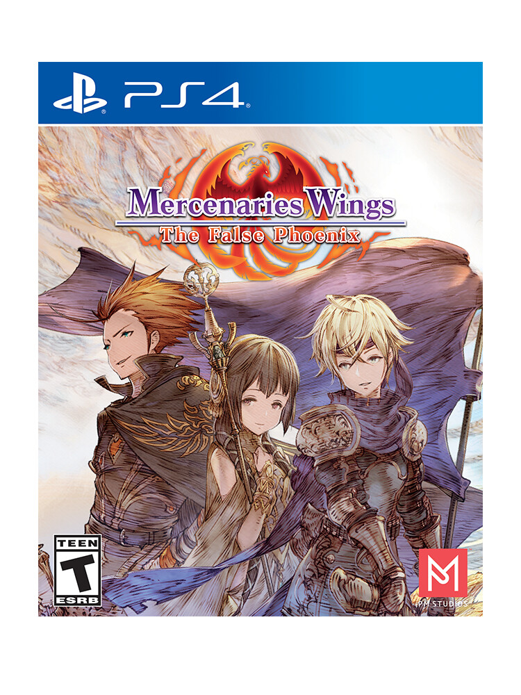 Mercenaries Wings PS4 (Special Edition)