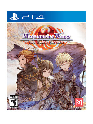 Mercenaries Wings PS4 (Special Edition)