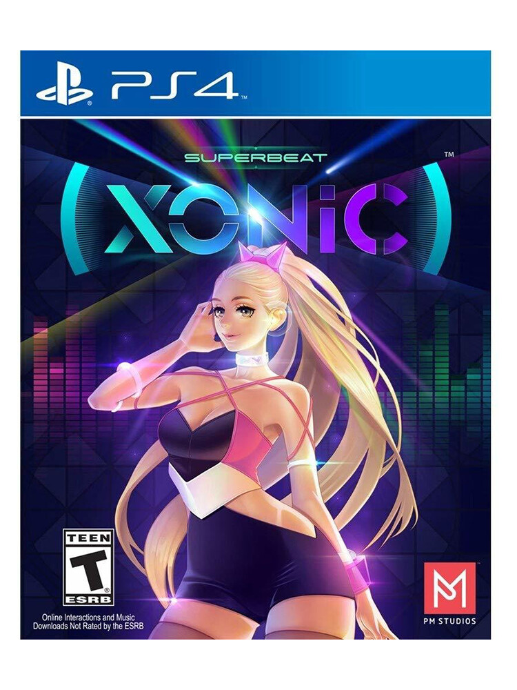SUPERBEAT: XONiC – PS4