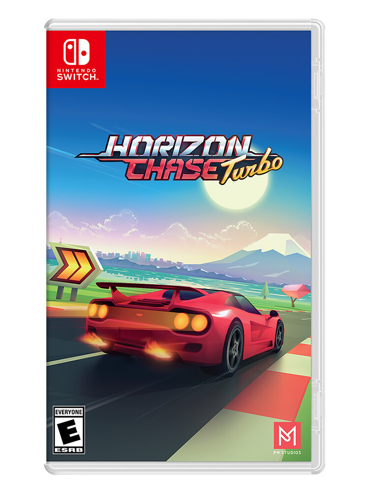 Horizon Chase Turbo (Day Cover) - Switch
