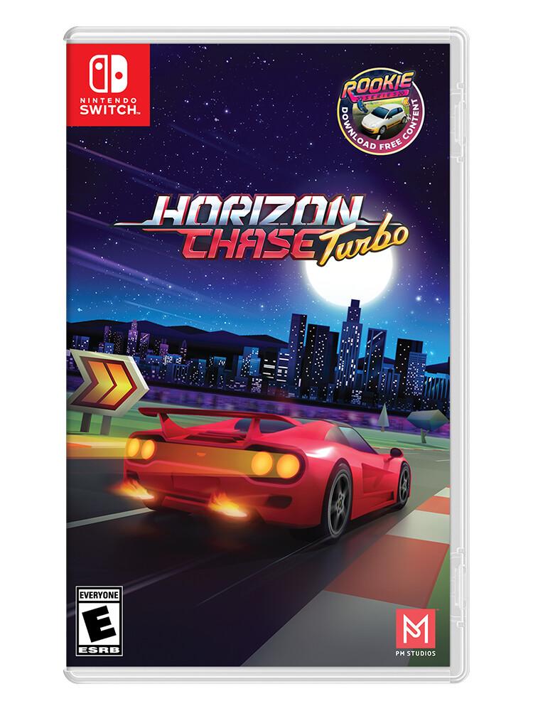 Horizon Chase Turbo (Night Cover) - Switch