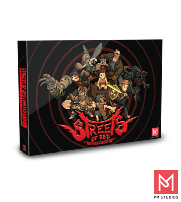 Streets of Red - Collector's Edition (PS4)