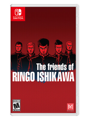 The Friends of Ringo Ishikawa - Switch