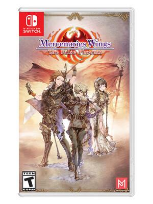 Mercenaries Wings: The False Phoenix - Switch