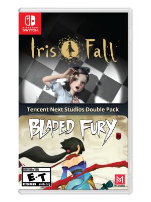 Bladed Fury / Iris Fall PAX Variant Bundle